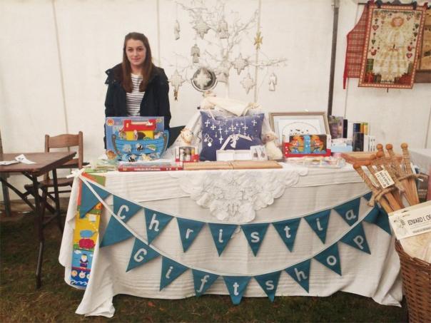 Christian Giftshop craft Fair