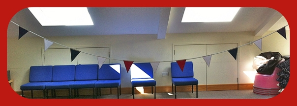 Commuity Bunting 2